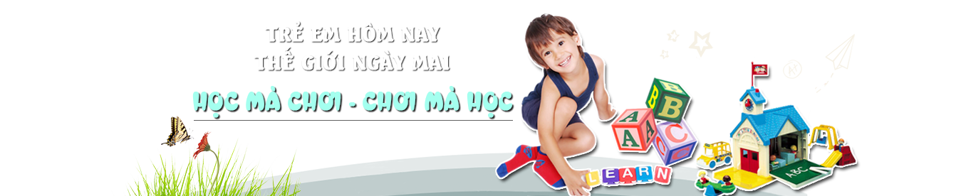 Thực đơn - Website Trường Mầm Non Đại Minh - Đại Lộc - Quảng Nam