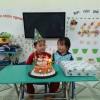 sinh nhật bé Xuân Đạt
