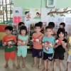 hội thi bé khéo tay lớp lớn 3